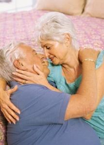 A vida sexual pode melhorar muito quando as preocupações cotidianas com casa e família ficam para trás.